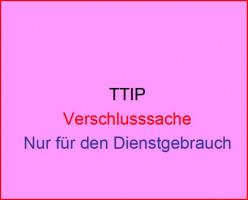 TTIP nur für den Dienstgebrauch PP