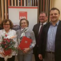 Irene Schinkel, Renate Brunner, Robert Schuster, Thomas Schulz