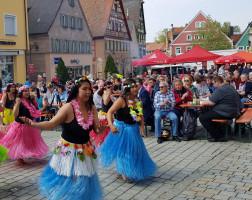 Tanzen für ein buntes Europa