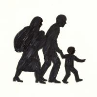 Fluechtlinge, von Susanne Heinrich