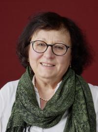 Gemeinderätin und Büchenbachs 3. Bürgermeisterin Irene Schinkel