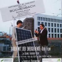 """Bürgerinformation zum neuen Baugebiet 'Ehemalige Brennereien' mit Film """"Bauen mit der Energiewende"""""""