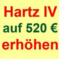 Regelsatz auch in 2017 weit unter Bedarfsdeckung – Erhöhung von 409 Euro auf 520 Euro geboten