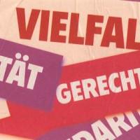 1. Mai - Kundgebung in Roth und Nürnberg