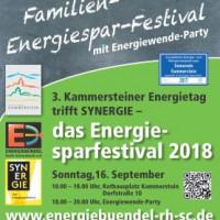 TV-Aufzeichnung des Energiespar-Festival in Kammerstein