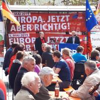 1. Mai 2019 in Roth, - Europa, jetzt aber richtig!