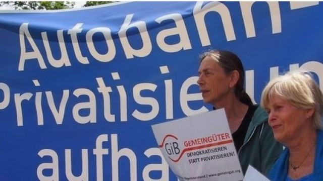 SPD: Autobahnprivatisierung ablehnen!