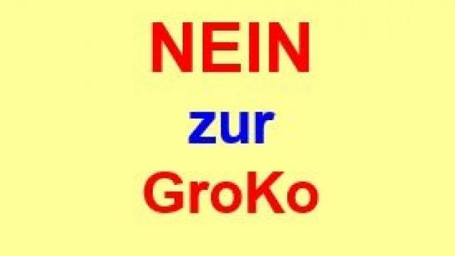 SPD Büchenbach sagt Nein zur GroKo
