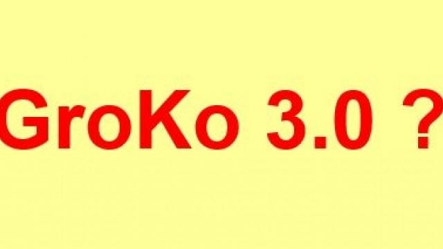 GroKo 3.0 ? Einladung zum 112. Politischen Stammtisch