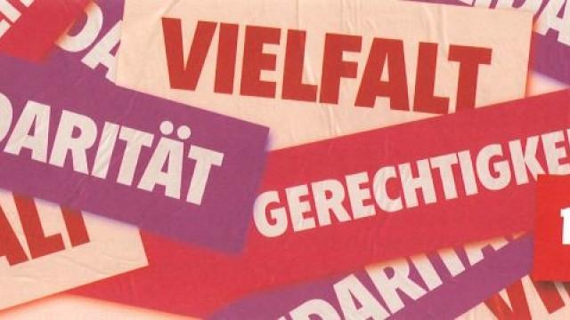 1. Mai - Kundgebungen in Roth und Nürnberg