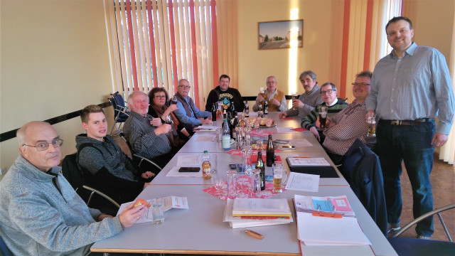 SPD-Büchenbach diskutiert Große Koalition